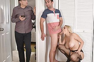 Birthday Sex, Butt Not For Dad