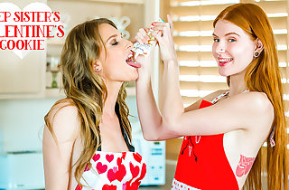 Step Sisters Valentines Cookie - S17:E4